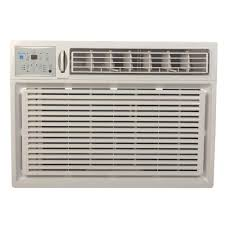 Heater Air Conditioner Units Frigidaire 12000 Btu Window Air Conditioner With Heat And Remote