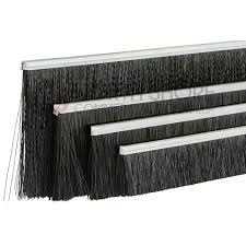 standard garage door brush seal 1 3 inches b07 brush 4ft lengths