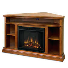 corner gel fireplace tv stand fuel white