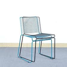 studio wire chair minimalist modern classic metal outdoor steel chairs furniture melbourne cafe popula outdoor furniture