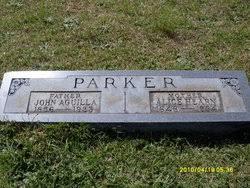 John Aquilla Parker (1856-1933) - Find A Grave Memorial