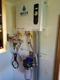 Ecosmart Tankless Water Heater Sizing Chart Pin On Best Tankless Water Heaters
