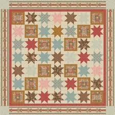 86 best Jo Morton quilts images on Pinterest   Mini quilts, Small ... & Amelia Quilt Kit by Jo Morton Adamdwight.com