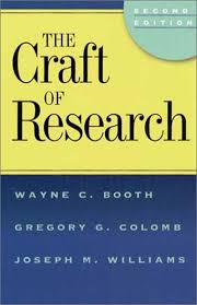 The Craft of Research, 2nd edition (Chicago Guides to Writing ...