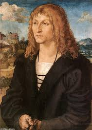 beardless young man by lucas cranach the elder famous paintings reions allpaintings com