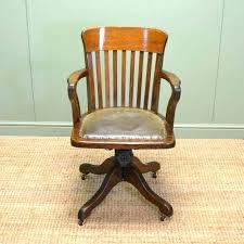 vintage wooden office chair. Oak Office Chair Vintage Wooden Desk Design Ideas For Wood Solid .