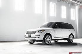 Gallery: 2014 Range Rover LWB Autobiography Black Edition - GTspirit