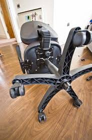 disassemble office chair. step 2 disassemble your chair office