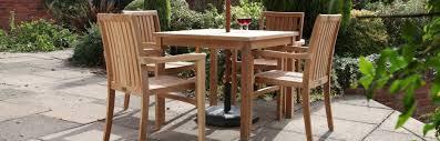 care for teak outdoor furniture