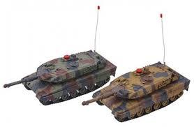 <b>Радиоуправляемый танковый бой</b> 2.4G Abrams vs Abrams ...
