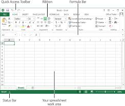 rate comparison format in excel 1 creating your first spreadsheet excel 2013 the missing manual