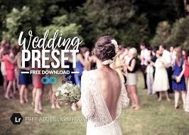 Free Wedding Photography Lightroom Preset To Download