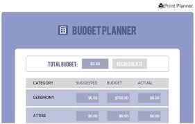 Wedding Planning Budget Calculator Wedding Budget Calculator Free Planner Tool