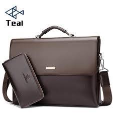 2019 brand business men briefcase