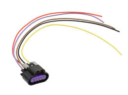 5 wire maf mass air flow sensor wire harness fits ls3 and ls7 5 wire maf mass air flow sensor wire harness gm gmc cadillac hummer chevy buick saab