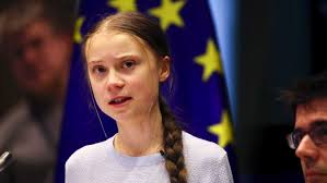 Greta Thunberg says EU is 'pretending' to tackle climate change crisis -  ABC News