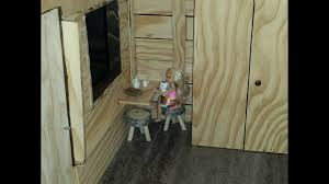 barbie wood furniture. How To Make Doll Wooden Table And Chairs Barbie Wood Furniture I