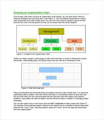 Sample Horizontal Organization Chart 5 Documents In Pdf