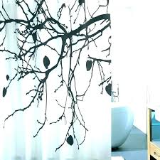 cool fabric tree shower curtain palm tree shower curtain full size of shower shower curtain bed