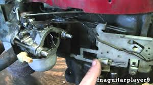 how throttle and choke linkage is setup on a briggs 2 piece how throttle and choke linkage is setup on a briggs 2 piece carburetor new engine