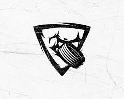 logo design iron muscle fitness
