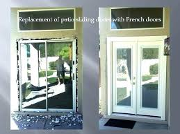 replace door with window sliding glass door glass replacement cost replace patio door glass impressive replacement replace door with window