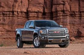 gmc 2015 canyon. Exellent Gmc 2015 Chevrolet Colorado GMC Canyon FourCylinder Gas Mileage 21 Or 22 MPG  Combined With Gmc A