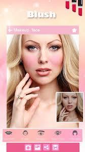 youface makeup makeup camera poster