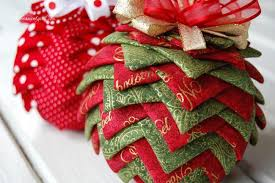Christmas Once A Month  The Crafty QuilterQuilted Christmas Crafts
