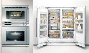 Luxurious Kitchen Appliances Cool Design Inspiration