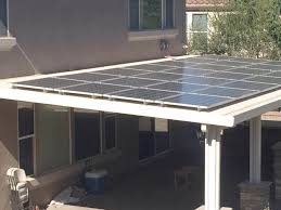 solar panel patio cover big solar panel patio cover