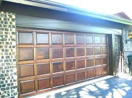 how much does a garage door cost installed how much does a garage door cost to