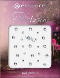 Essence Fantasia Eye Jewels Ozdobné Kamínky Na Oči 01 Sparkling Like 25 Kusů