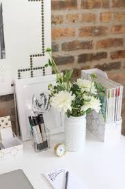 ways to decorate an office. Styled For The 30-Something Professional Woman Ways To Decorate An Office