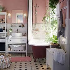 Badezimmer Im Vintage Look Einrichten Ikea