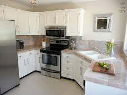 painting cabinets white kitchen colors  63 How To Paint Kitchen Cabinets White