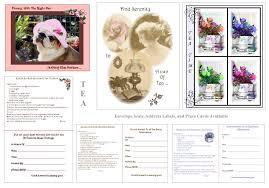 custom tea party invitations by memoryboxtreres