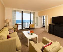 Ocean Living Room Ocean Towers Suites Coronado Beach Suites