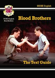 grade gcse english text guide blood brothers amazon co uk grade 9 1 gcse english text guide blood brothers amazon co uk cgp books 9781782943112 books