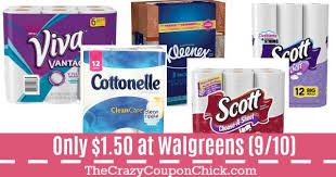 Update Scott Viva Cottonelle Kleenex Paper Products As Low As