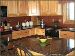 granite countertops with oak cabinets incredible oak cabinets with granite ideas also color white counters best