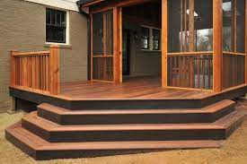 stair ideas for porches