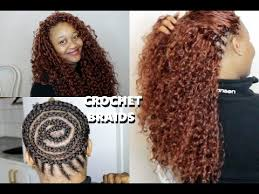 Crochet Braid Pattern For Ponytail Interesting How To Do Beautiful Crochet Braids Ponytail YouTube