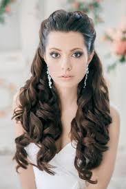 Half Ponytail Hairstyles 40 Stunning Half Up Half Down Wedding Hairstyles With Tutorial