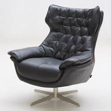 black lounge chair. Unique Black Darth Lounge Chair Intended Black T