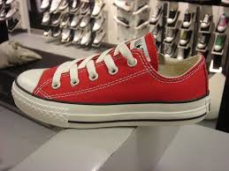 converse red shoes. converse kids chuck taylor all star red shoes n