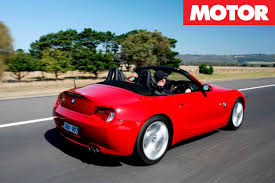 BMW 3 Series bmw z4m roadster : 2006 BMW Z4 M Roadster review: classic MOTOR | MOTOR