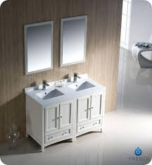 48 inch double sink vanity top only. vanities: 48 double sink vanity top fresca oxford antique white traditional bathroom inch only n