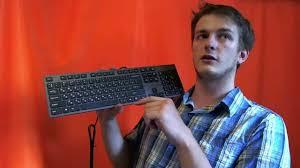 Обзор <b>клавиатуры KV</b>-<b>300H</b> от <b>A4TECH</b>. Минималистический ...