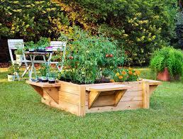 Small Picture Garden Box Ideas Box Garden Ideas How To Build Garden Boxes 5